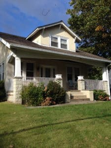 Updated Three Bedroom- Includes Heat – RENTED